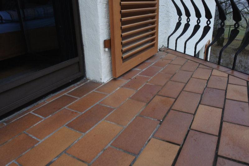 Balkonboden Abbruch & Sanierung