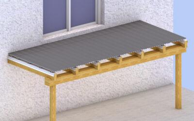 Step 3 für Holzkonstruktion